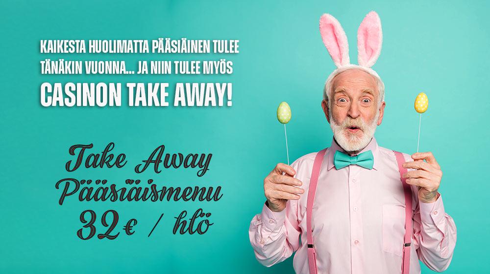 Pääsiäinen Take Away
